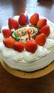 ☆3歳の誕生日☆