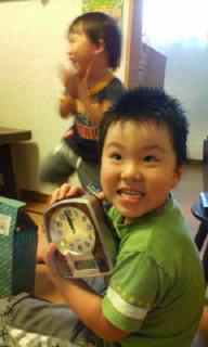 6才の誕生日☆